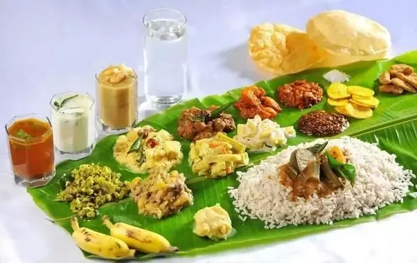 This Wholesome South Indian Platter Is A Foodies Paradise Southindianfood Foodporn Foodlove Indianfood Yumy Kerala Food Indian Food Recipes Indian Dishes
