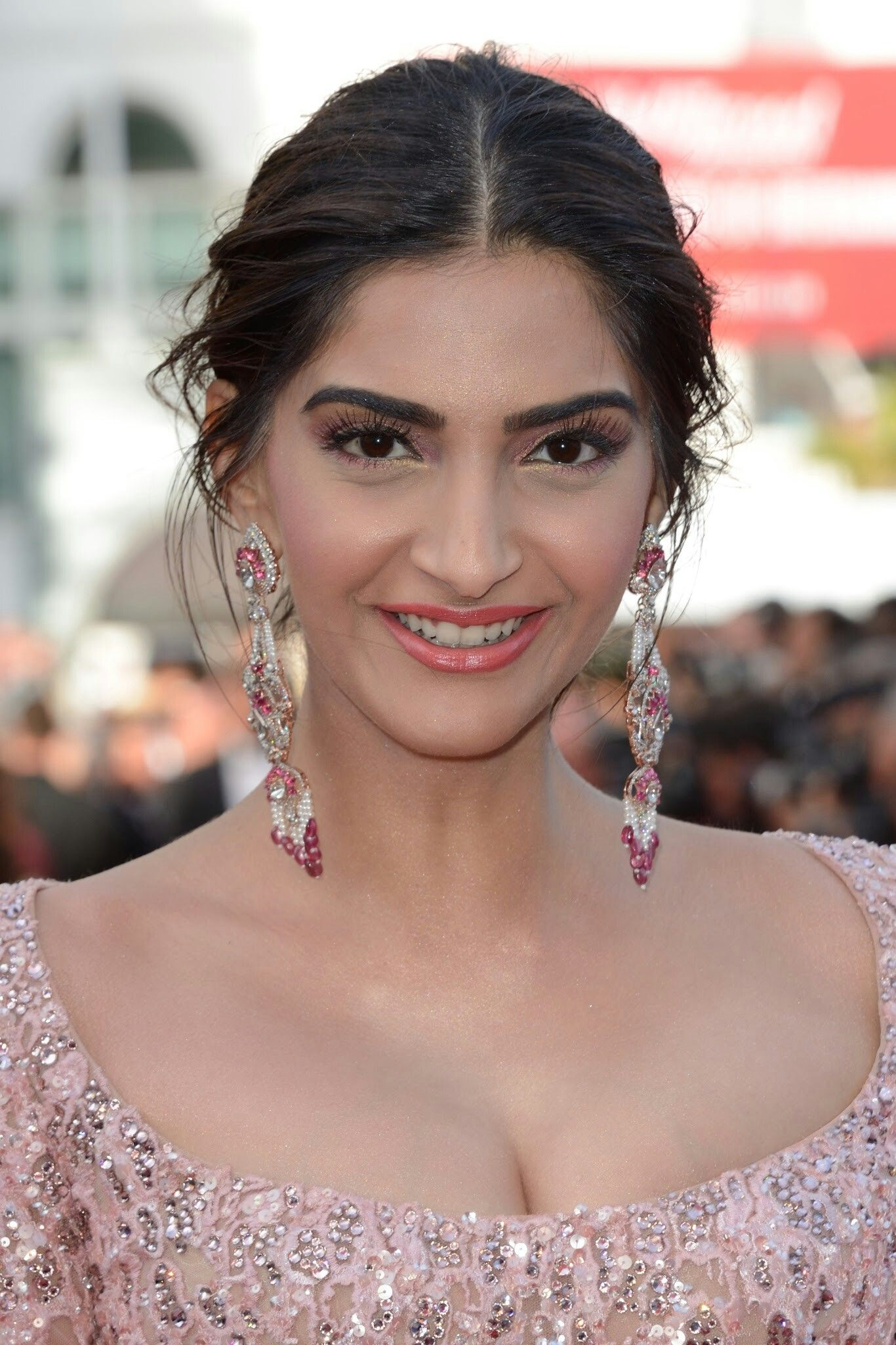 Sonam Kapoor Cannes 2017 Photos South Indian Actress Festival 2017 Cannes Film
