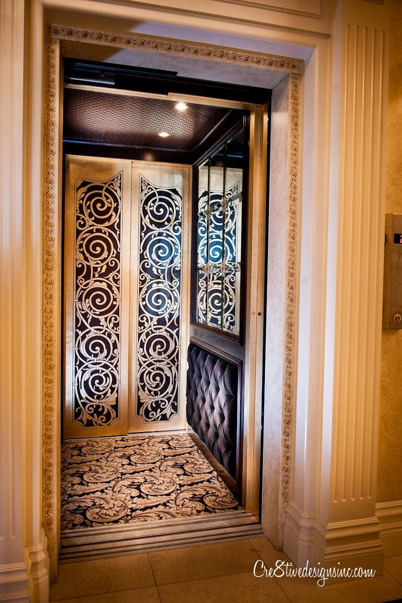 Residential elevator designs and styles business for Custom home elevator