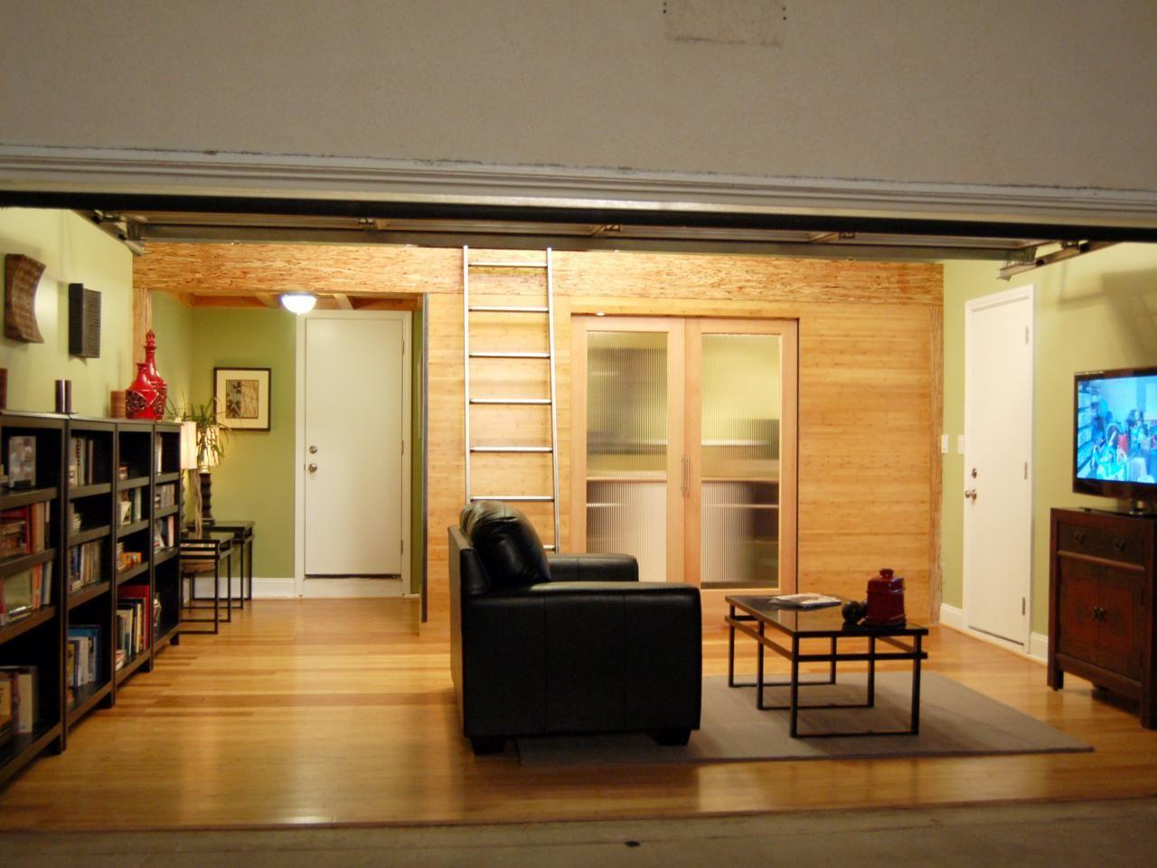 via xdg architecture garage conversion 10 Dramatic Garage ...