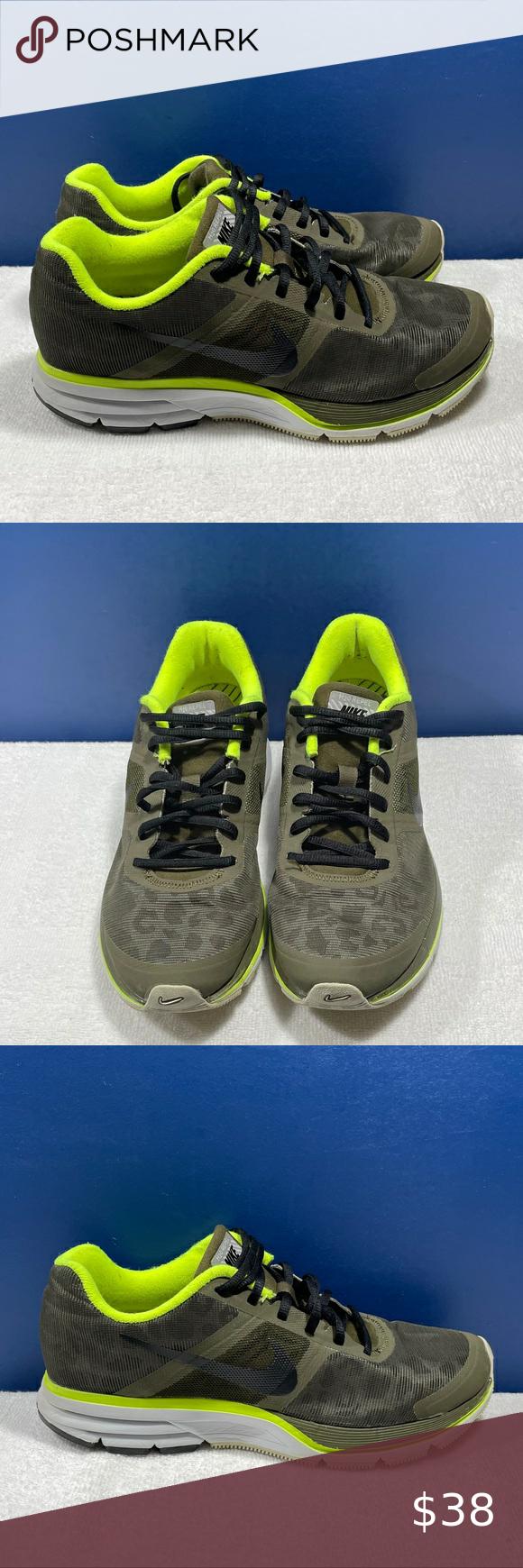 Nike Men's Pegasus 30 size 8.5   Nike men, Nike zoom pegasus, Nike