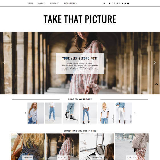 Blogger Template \