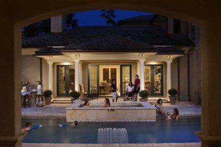 Outdoor Lighting Perspectives - Pool Party