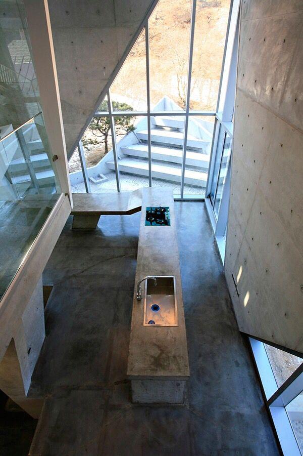 Cocina industrial integrada en este espacio para soñar, www.lovikcocinamoderna.com de las diez mejores tiendas de cocina en Madrid