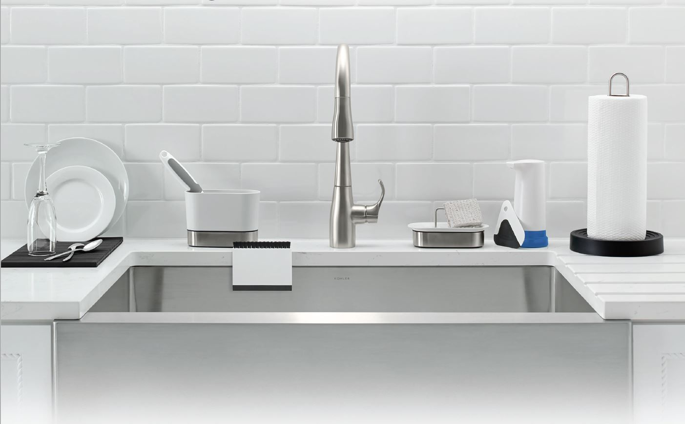 Simplify Life In The Kitchen Introducing Kohler Kitchen