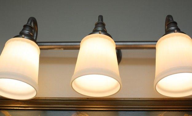 Light Strategy for Bathroom 625x378 Bathroom Light Fixtures