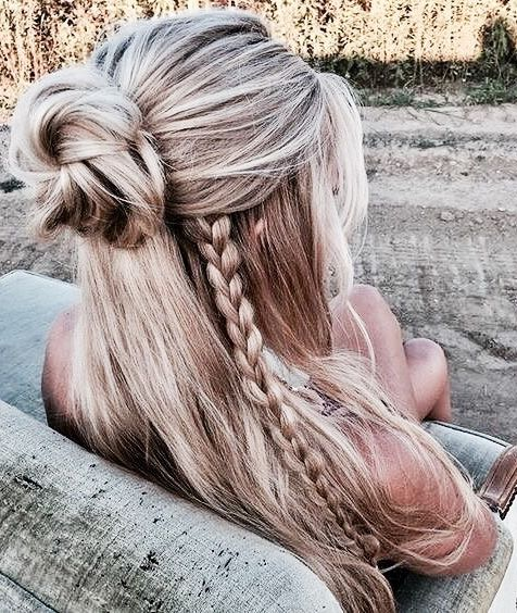 Braided Hairstyles for Serious Summer Vibes - DIY