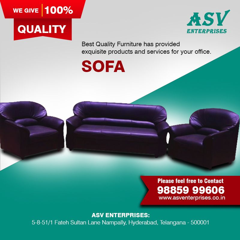 Best Furniture Shop In Hyderabad Asv Enterprises Is A Successful Start By Exporting Office Furniture Best Office Chair Office Chair Furniture Chair