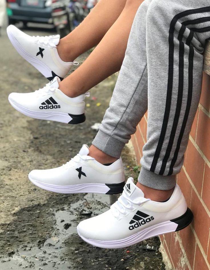 Resultado de imagen para tenis adidas 2018 Adidas White