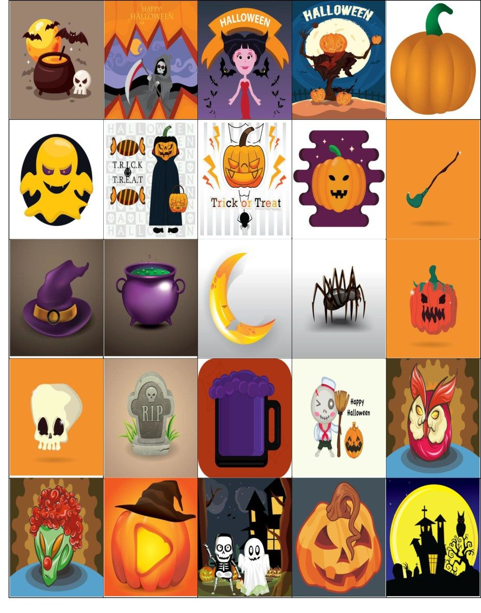 graphic about Halloween Stickers Printable identified as Absolutely free Printable-Halloween Sticker Sheets Printables