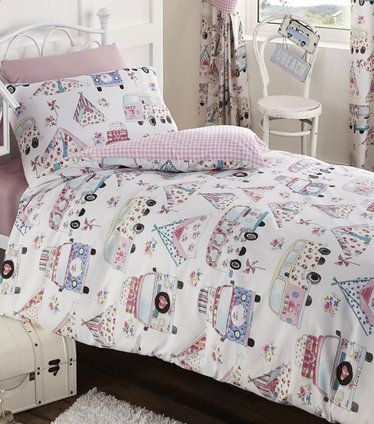 duvet festival camper van double and king size bedding sets