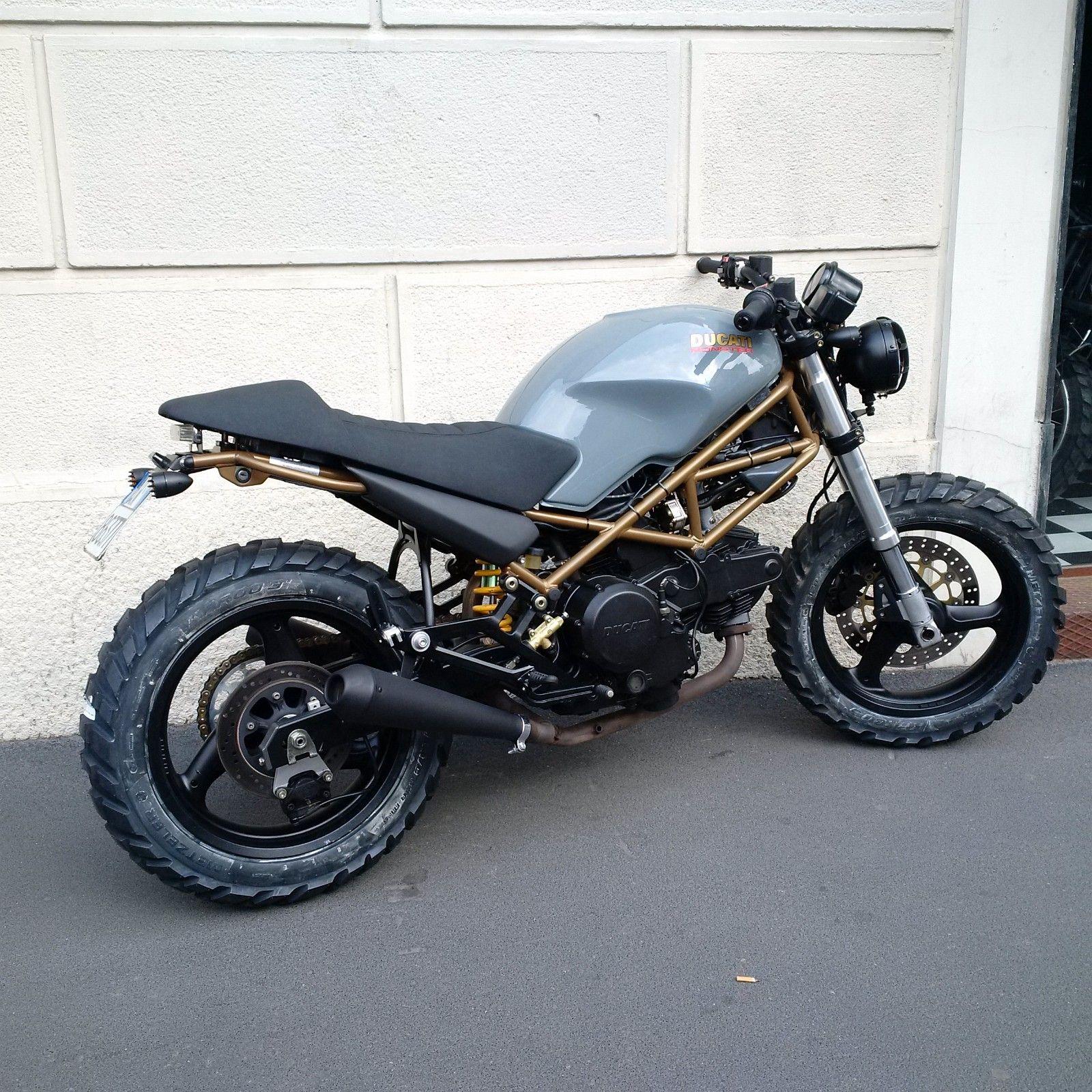 finn ducati monster 600 motorbikes clothing. Black Bedroom Furniture Sets. Home Design Ideas