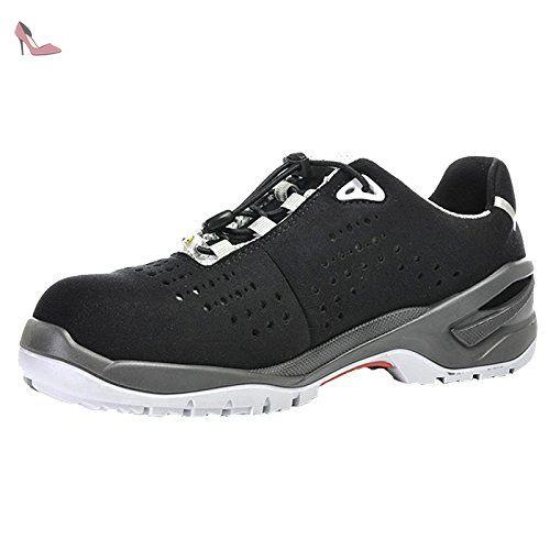Elten 72245-43 Impulse Grey Low Chaussures de sécurité ESD ...