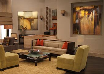Two And A Half Men Evelyn 39 S House Set Two And A Half Men