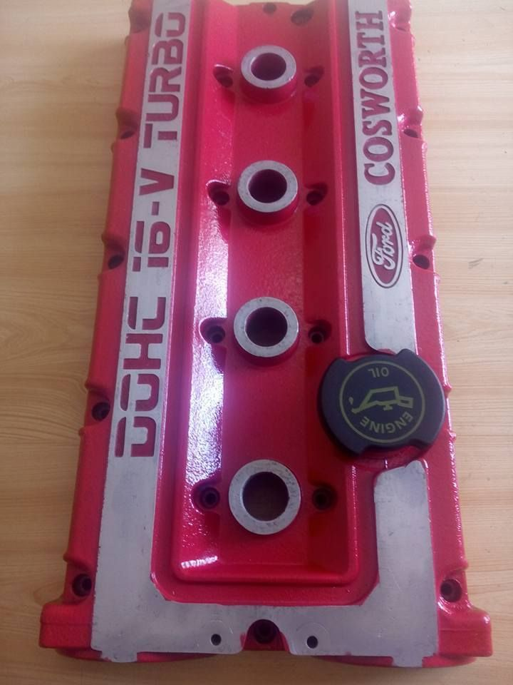 Ford Sierra Rs Cosworth Yb Rocker Cover Top Cover Ford Sierra