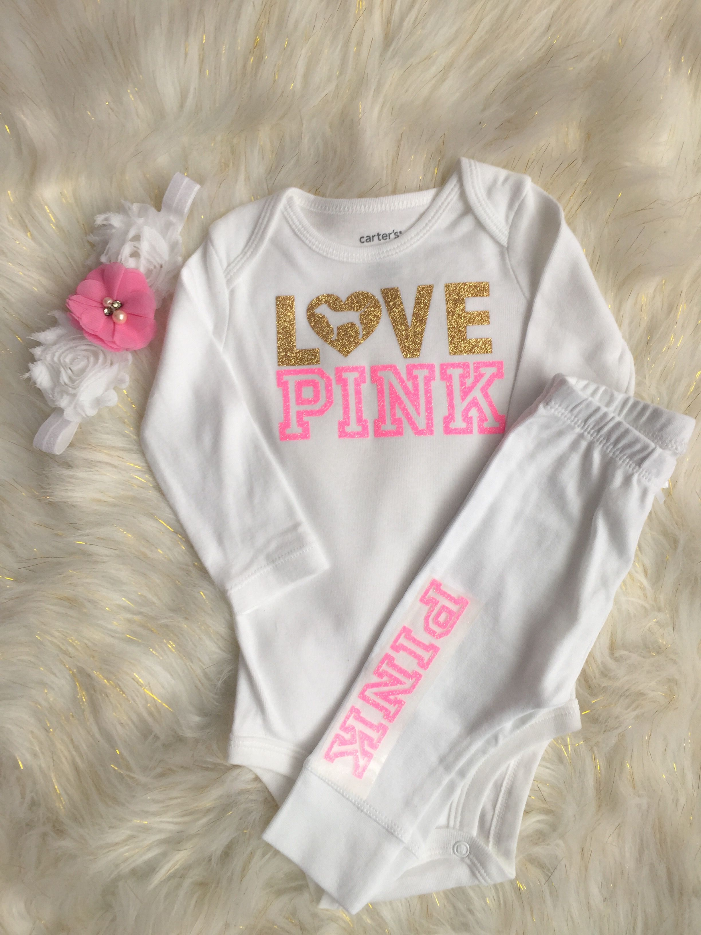 2T pink inspired pink inspired love pink outfit baby vs baby pink vs