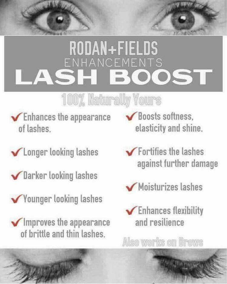3bf2d756467 Why should you try Lash Boost! | Rodan + Fields | Rodan fields lash ...