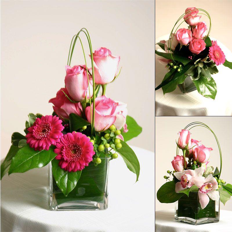 Bouquet sur mesure cr ations florales fleurs de r ve - Petit bouquet de table ...