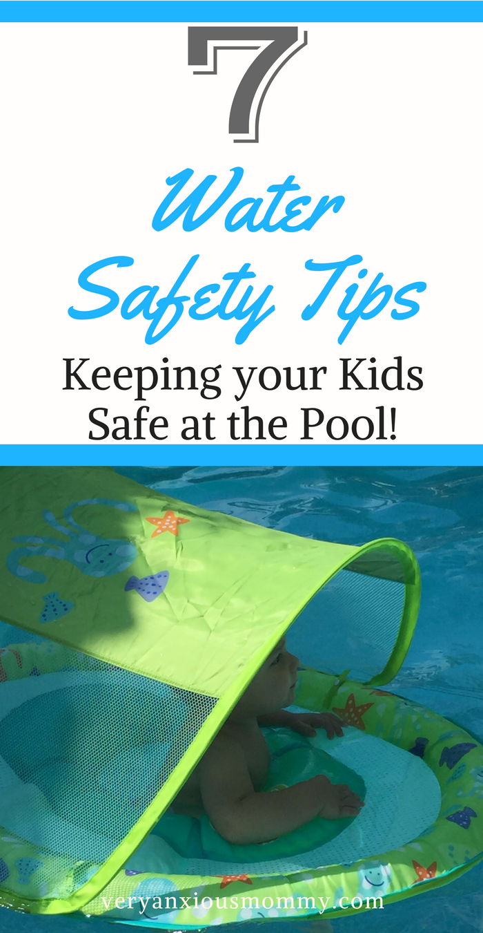 7 WATER SAFETY TIPS FOR KEEPING YOUR KIDS SAFE AT THE POOL