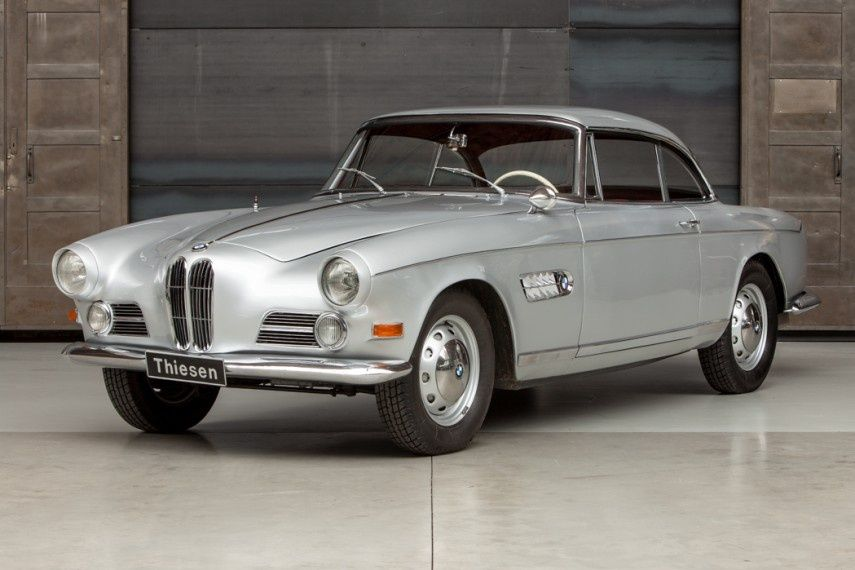 1956 BMW 503 - Coupe Serie 1 | Classic Driver Market | BMW ...