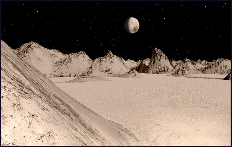 Difunden espectaculares vistas de Plutón. Las imágenes, difundidas por la NASA, fueron creadas a partir de fotos y datos tomados por la misión New Horizons.