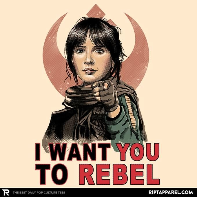 I Want You To Rebel - Collection Image - RIPT Apparel