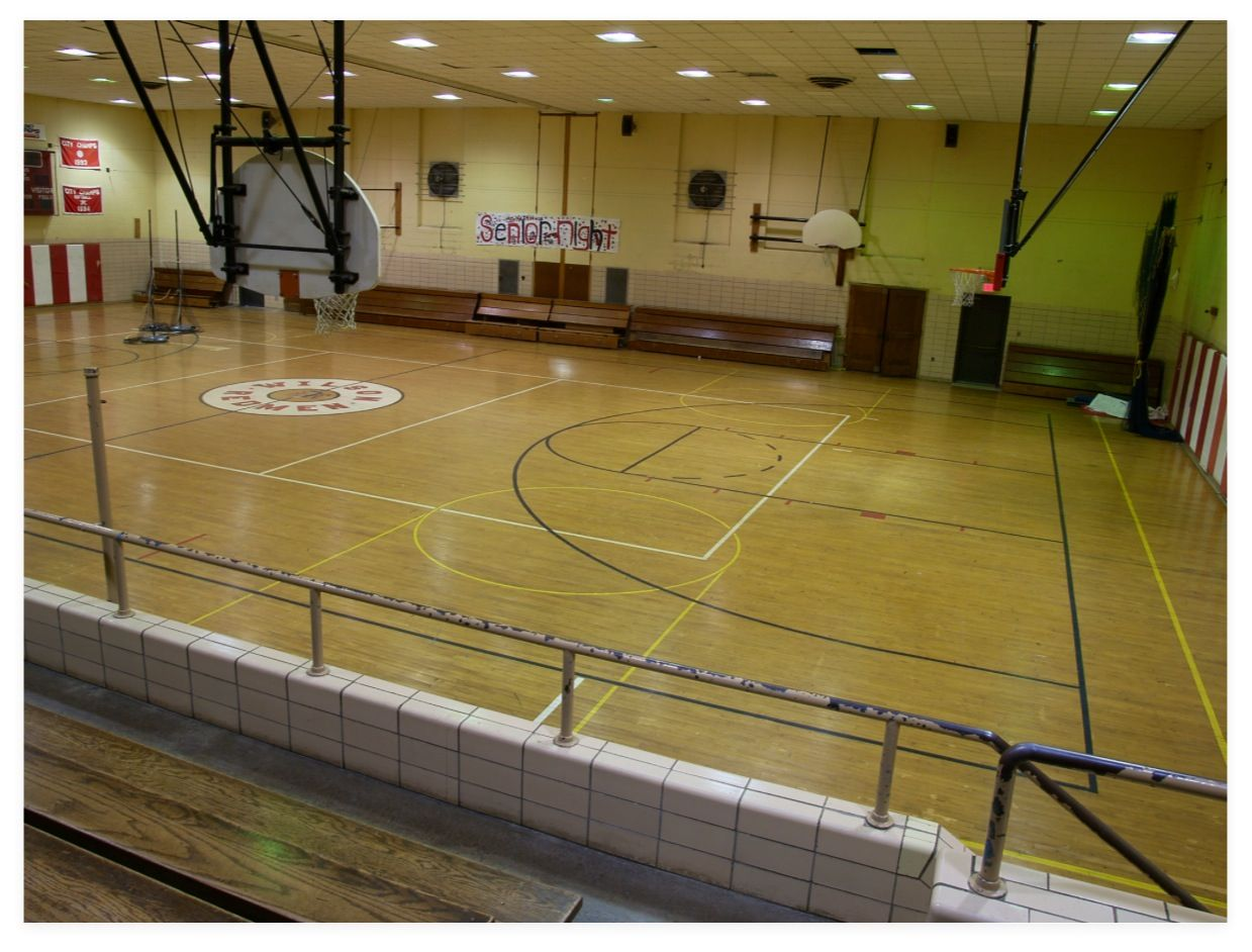 Wilson High Gym Youngstown Ohio Youngstown Ohio