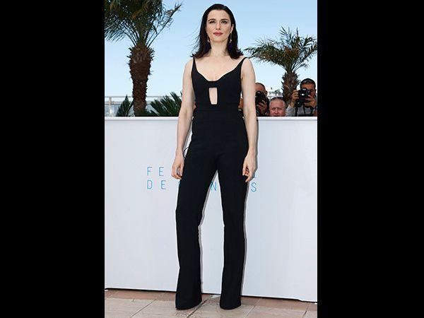 Cannes Rachel Weisz (Quelle: EPA/IAN LANGSDON)