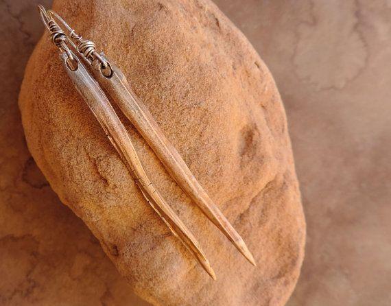 Long and Elegant Bronze Desert Joshua Tree by DesertTalismans
