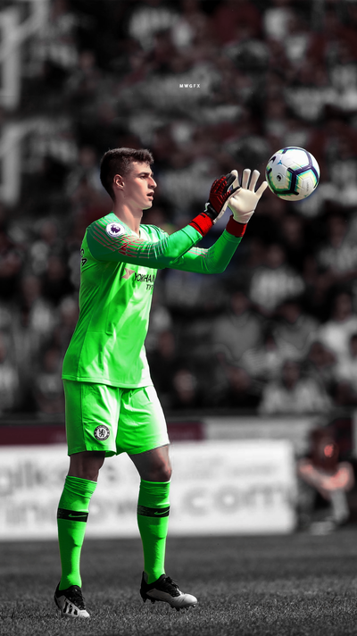 Kepa Arrizabalaga Wallpaper Phone Hd By Mwafiq 10 Chelsea Wallpapers Chelsea Football Club Wallpapers Chelsea Football Club