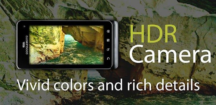 Capture high quality HDR images in full resolution  Vivid