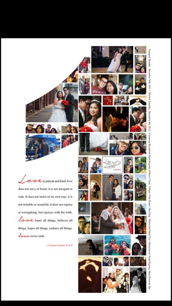 1 Year Anniversary Gift Verse Zum Geburtstag Geburtstag Hochzeitstag