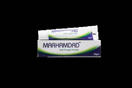 Marhamdad homeopathic cream - Anti-fungal, eczema, itching