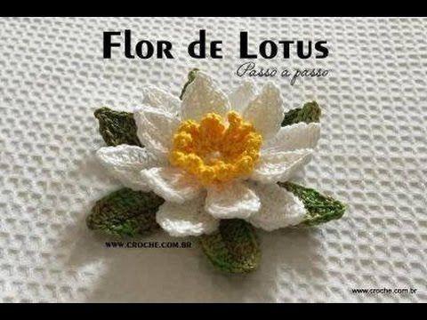 Youtube Pinterest Flower Crochet Youtube And Crochet