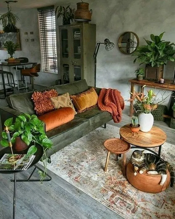 95 Good Bohemian Living Room Design And Decor Ideas 1 In