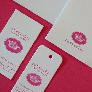 Consistent flow between all components for the Brand. Business Cards, tags, rapping-papers, packaging etc. etc. etc.
