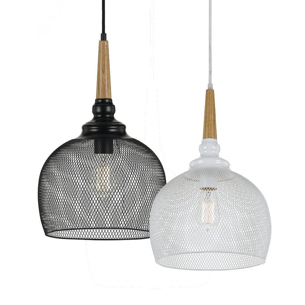 L2-1570 Telbix Alec Wire Mesh Pendant Light Range | Lighting ...