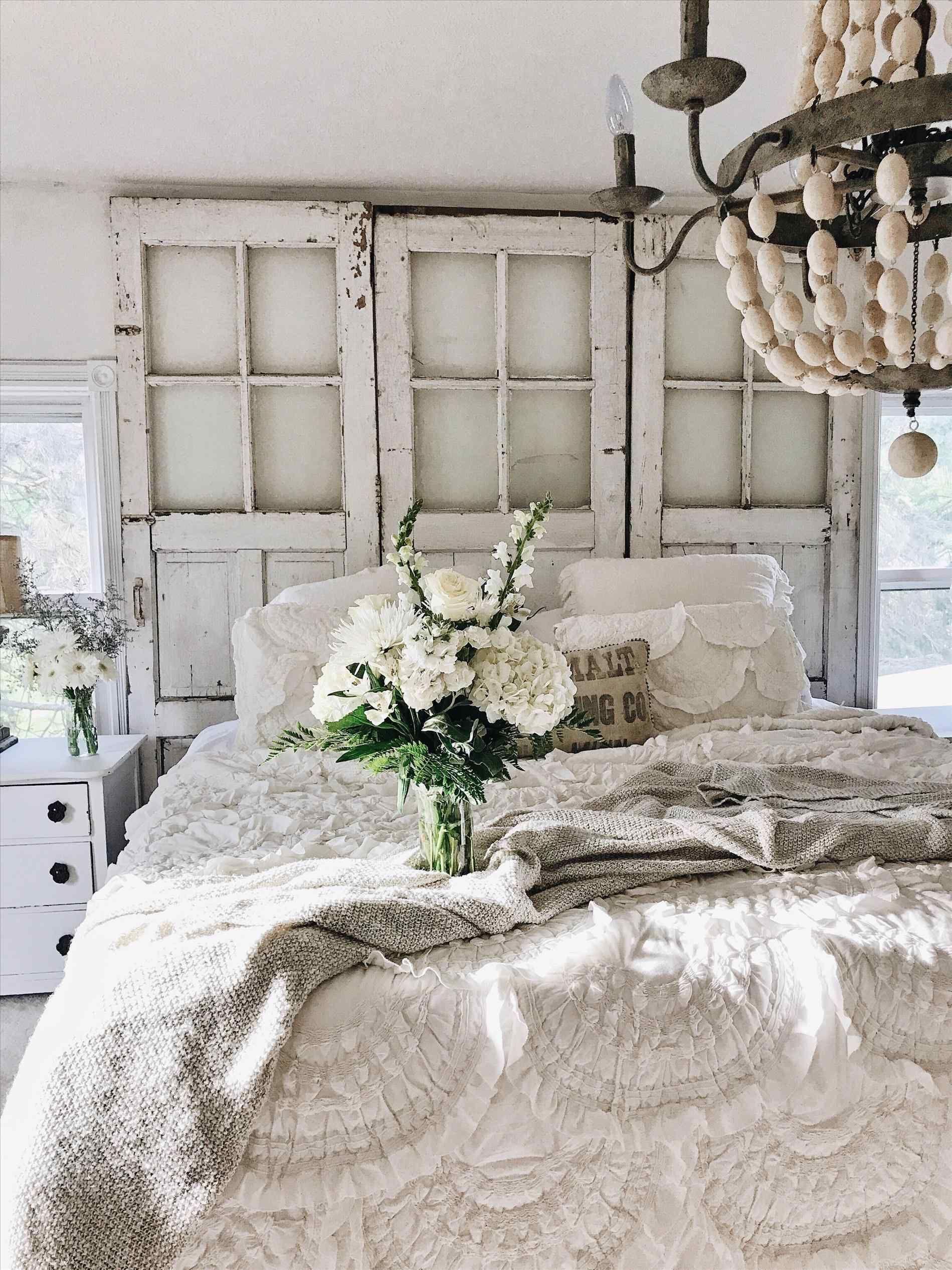 Decorating Your Boho Shabby Chic Bedroom