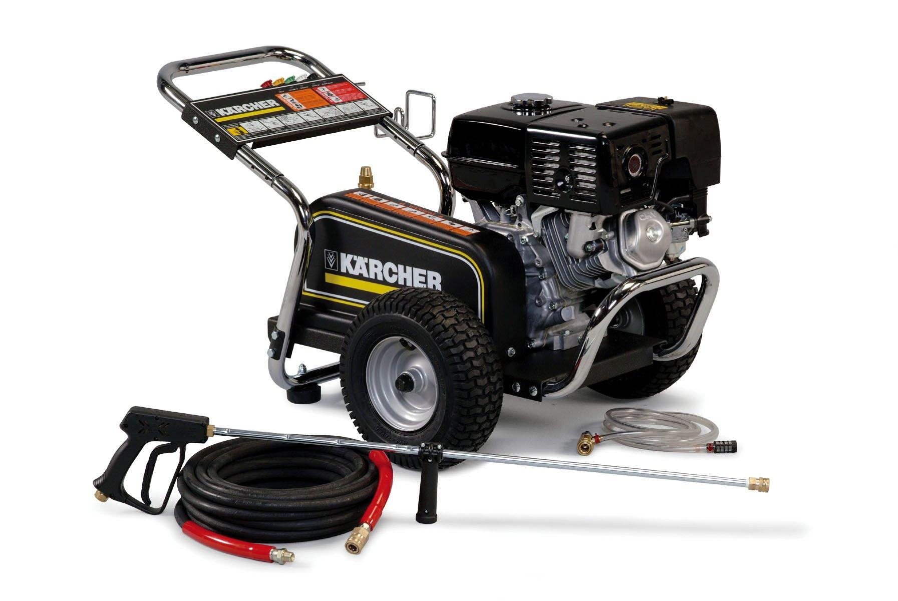 Karcher Liberty HD PB Gasoline Powered Belt Drive Cart