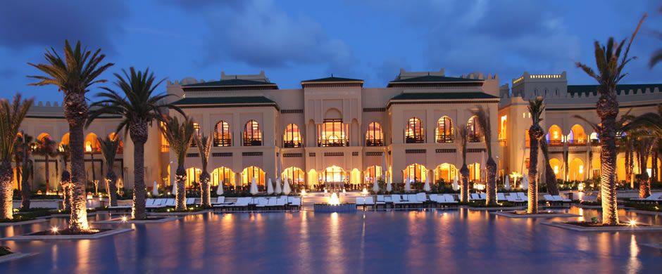 Mazagan Beach Resort Casablanca Morocco Atlantis Travel