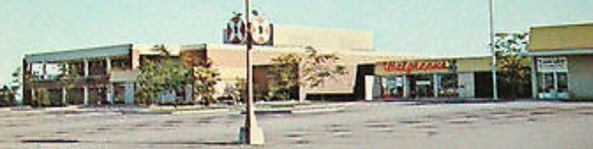 Fort Wayne Mall >> Glenbrook Square Mall As I Remember It From My Teenage Years