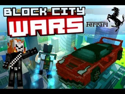 block city wars + skin export mod apk