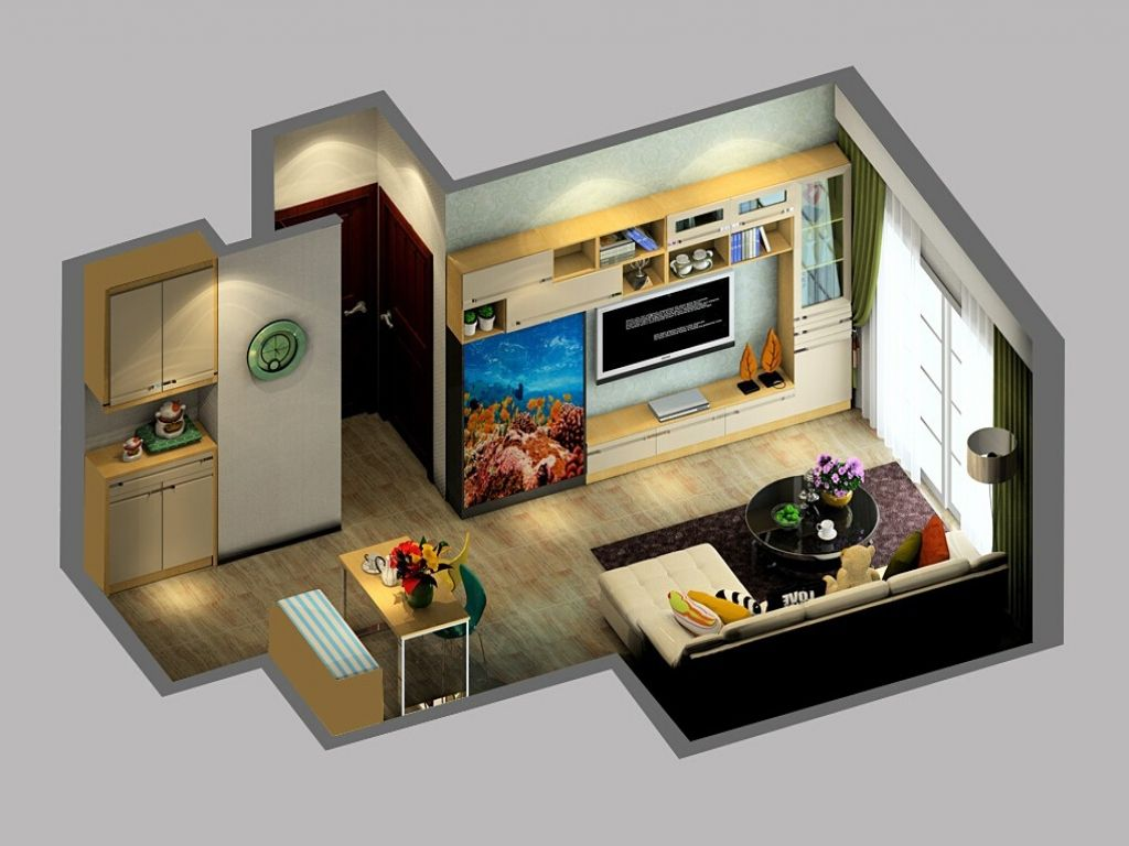 Interior design for  small house also buyinstagramslikescheap rh pinterest
