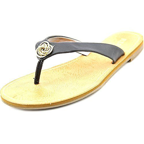 9ae58e155119 Report Shields Women US 8 Black Flip Flop Sandal   Check out this great  product.