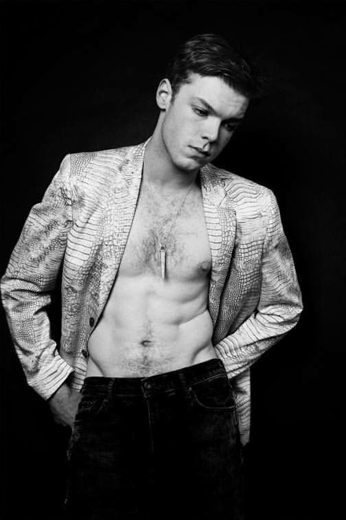 cameron monaghan photoshoot | Tumblr | Hairstyles for Men ...