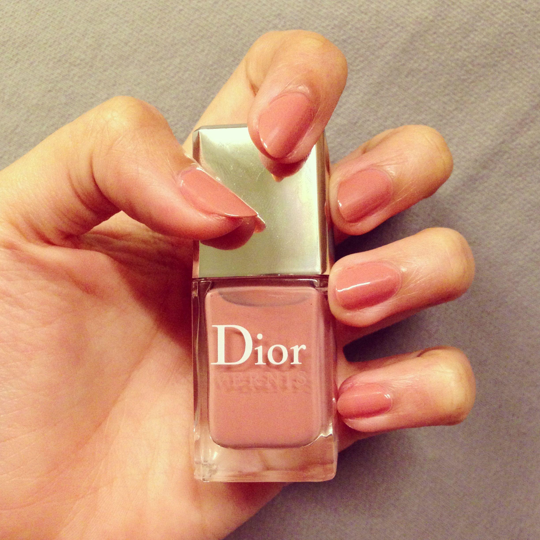 My fave! Dior nail polish no.428   Beauty   Pinterest