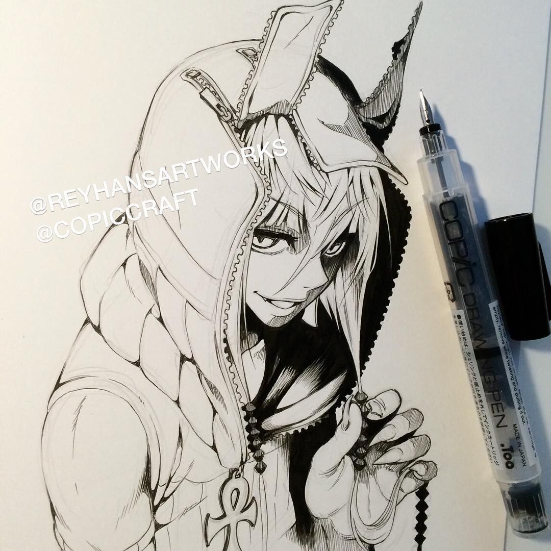 Review Copic Drawing Pen Last Week I Heared About The Copic