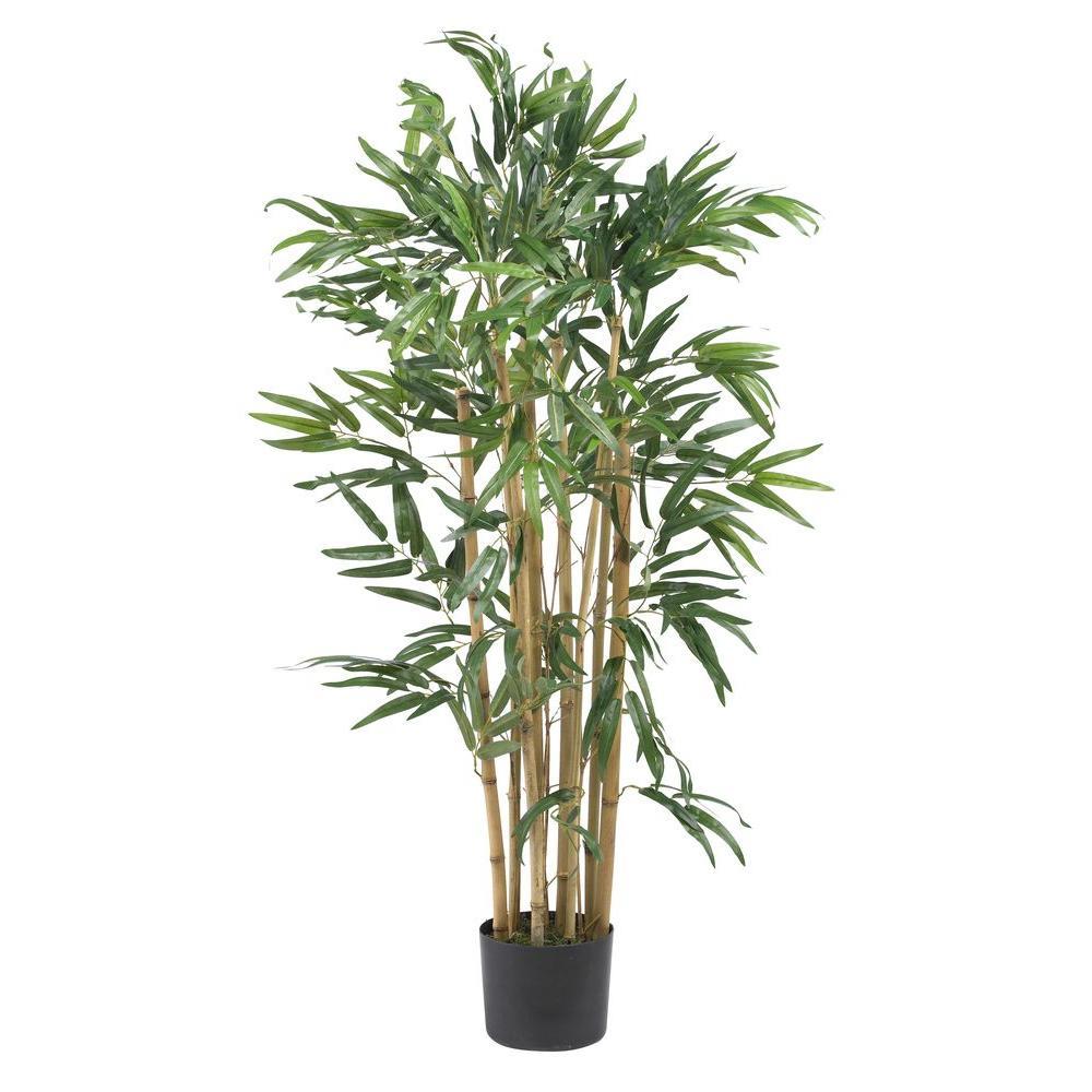 Nearly Natural 3 Ft Mutli Bambusa Bamboo Silk Tree 5279 The