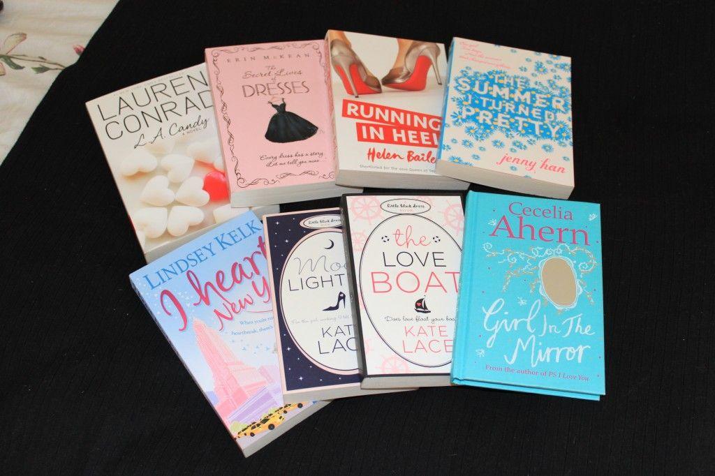 Juliana Chow: Good Summer Reads http://www.julianachow.com/lifestyle/good-summer-reading-from-amazon/