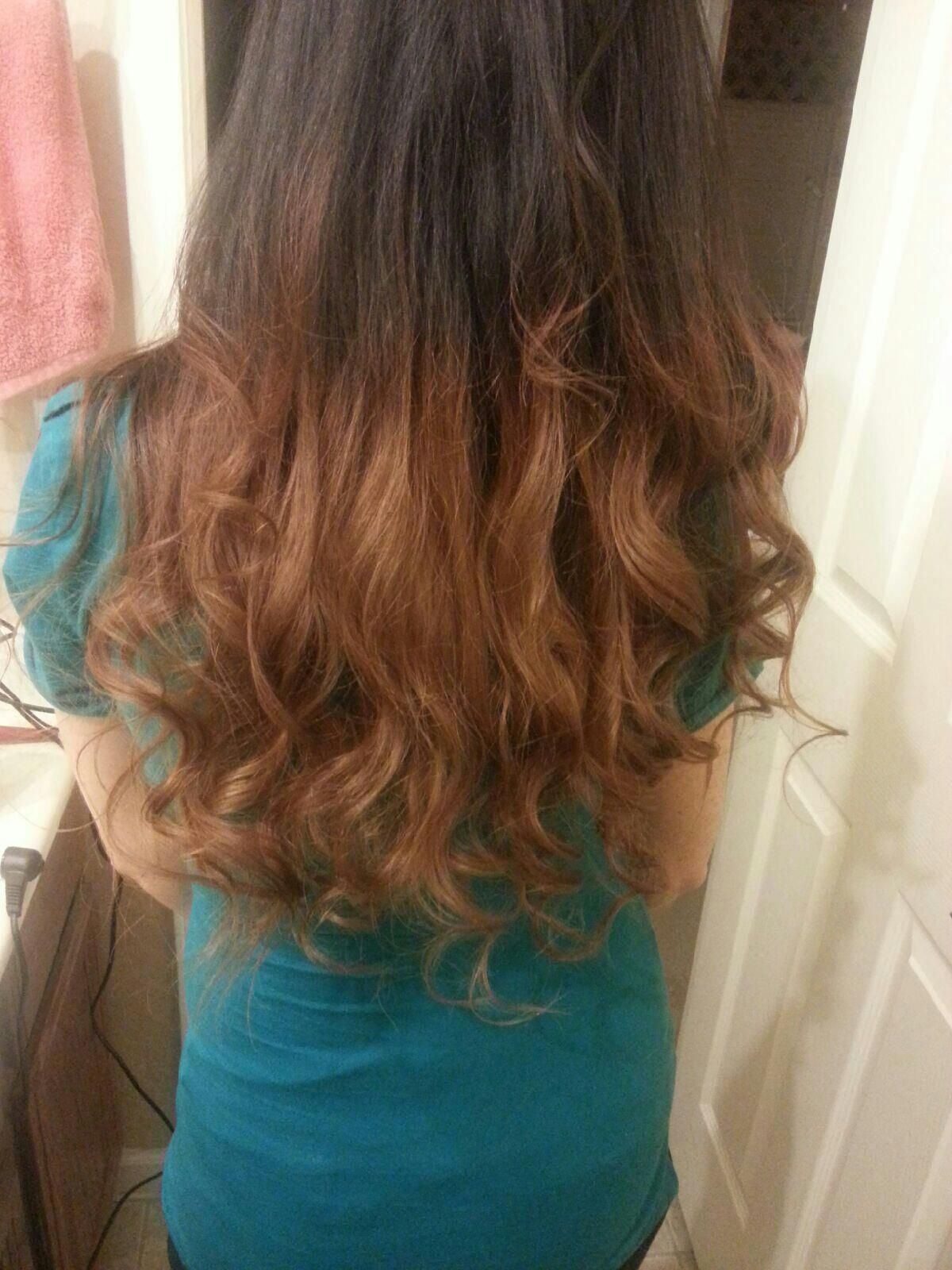 Ombré Hair By My Sis Ombre